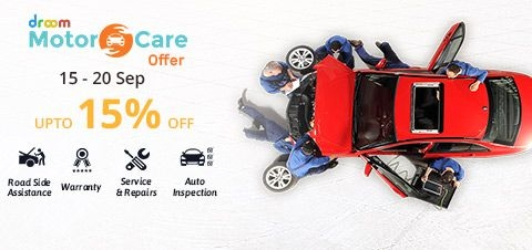 Motorcare | Mobile | Droom Offer