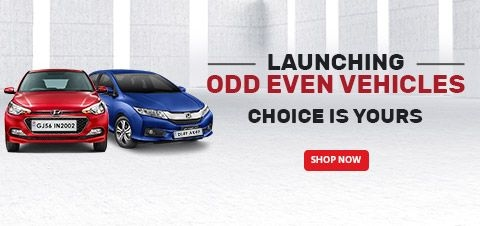 Odd Even car category | mobile