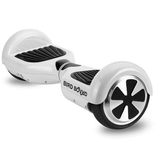Hoverboard_White(Local Delhi delivery)