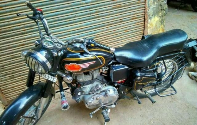 Royal Enfield Standard 350 2013