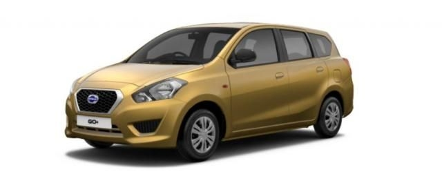 Datsun Go Plus T OPTIONAL 2016