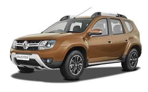 Renault Duster 85 PS RXZ 4X2 MT 2016