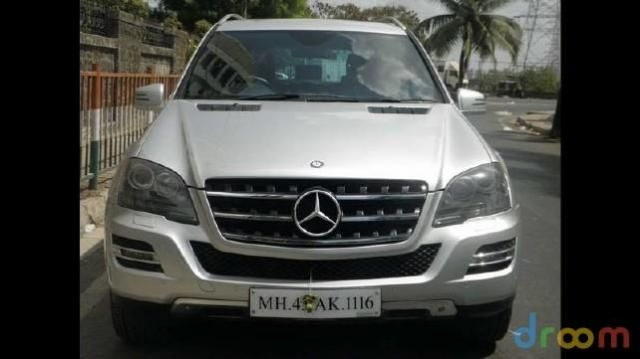 Mercedes-Benz M-Class ML 350 CDI BlueEfficiency 2011
