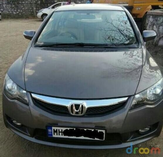 Honda Civic 1.8V AT 2012