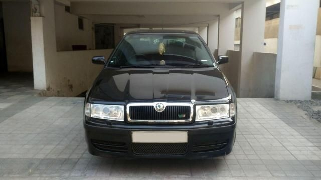 Skoda Octavia RS 1.8 TURBO 2006