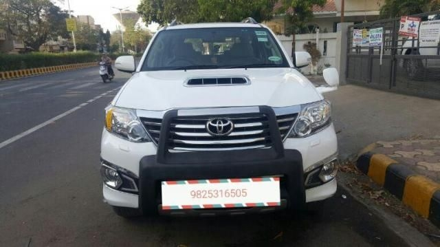 Toyota Fortuner 2.5 Sportivo 4x2 AT 2016
