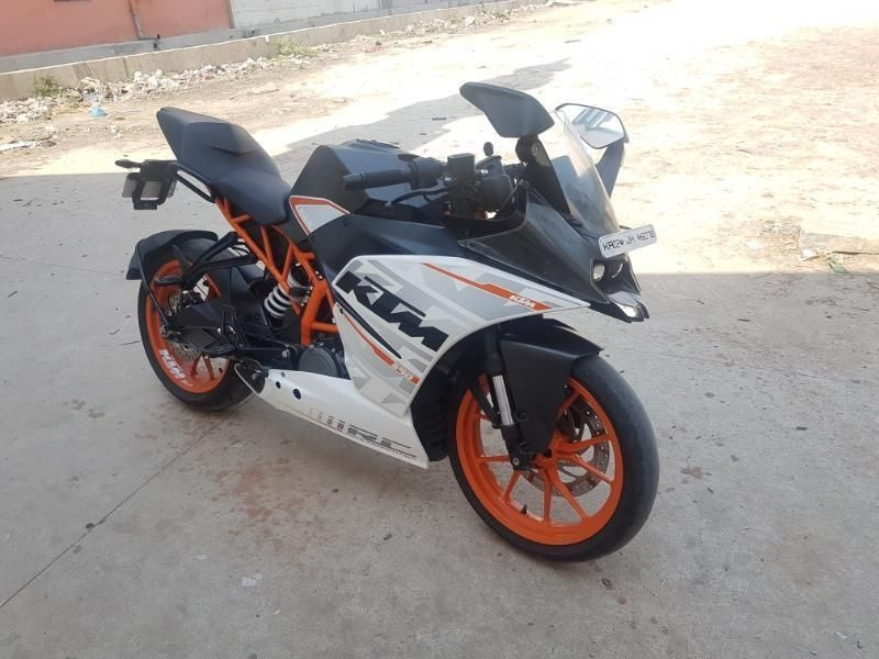 Used Ktm Rc For Sale In Bangalore