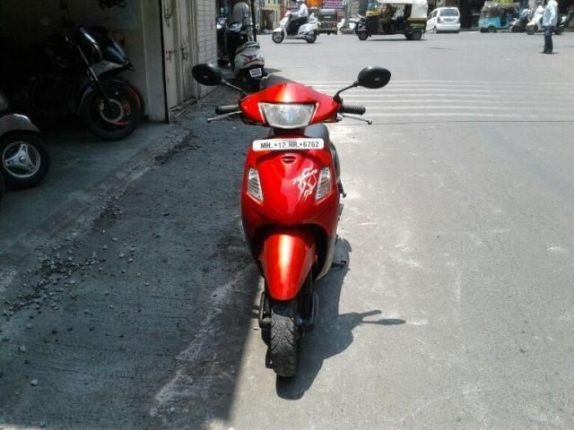Hero Pleasure 100cc 2011