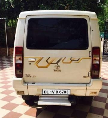 Tata Sumo Gold CX BS-III 2012