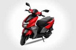 TVS NTORQ 125 launched in new colour