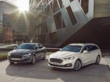 2020 Ford Mondeo Facelift Revealed, Comes With Hybrid
