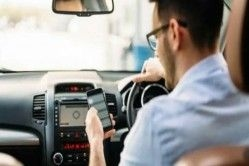 Why Peeking Into the Phone While Driving is Dangerous?