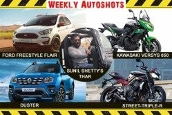 Weekly Auto shots - Kia Sonet GTX+ AT, Toyota Urban Cruiser, BS6 Ducati Scrambler 1100 Launched