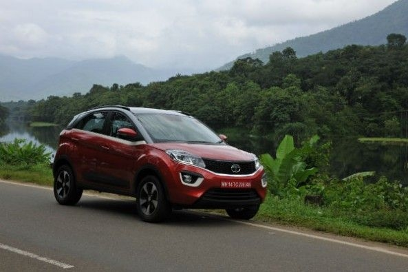 This is one of the most radical-looking car under the Rs 10-lakh mark.
