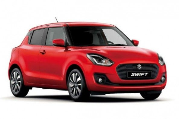 New Swift is bigger than the current model.
