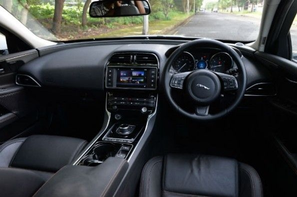 Prestige versions get all-black interiors, while the fully-loaded Portfolio gets a dual-tone interior.