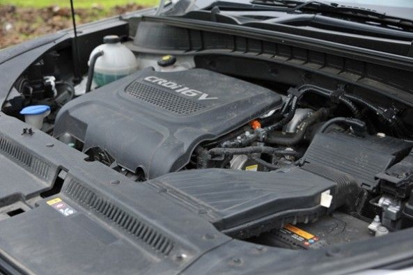 2.0-litre diesel engine making 185hp and 400Nm of torque