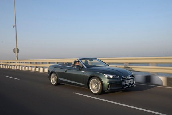 Audi A5 Cabriolet TDI Review