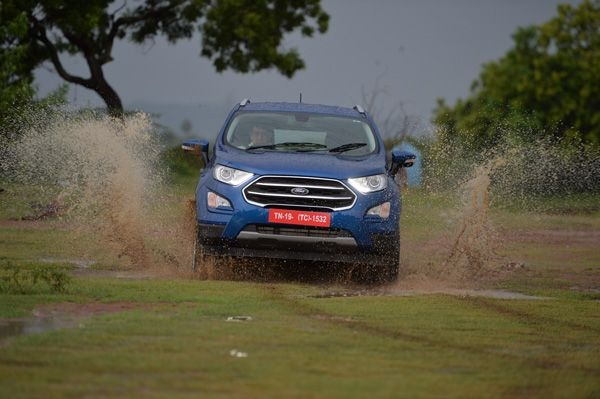 Ford EcoSport Facelift Review