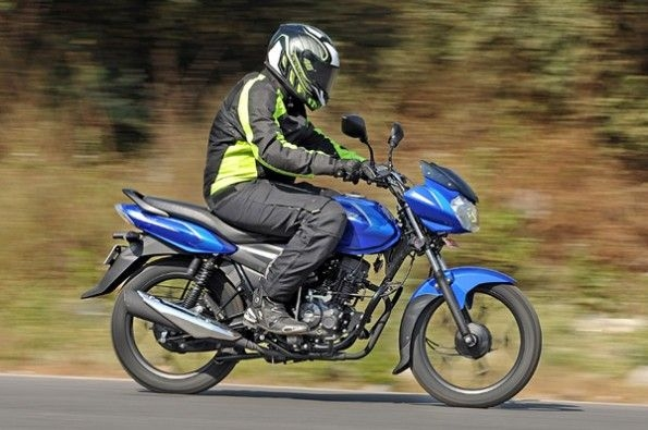 Bajaj Discover 110 Review