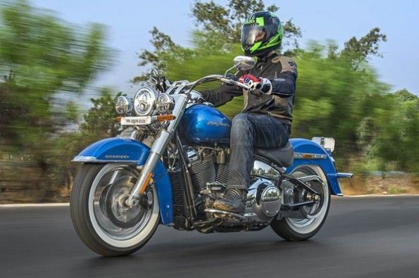 Harley-Davidson Softail Deluxe Review