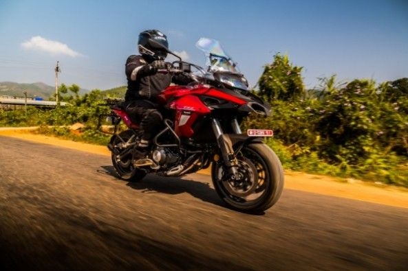 Benelli TRK 502, 502X Test Ride Review