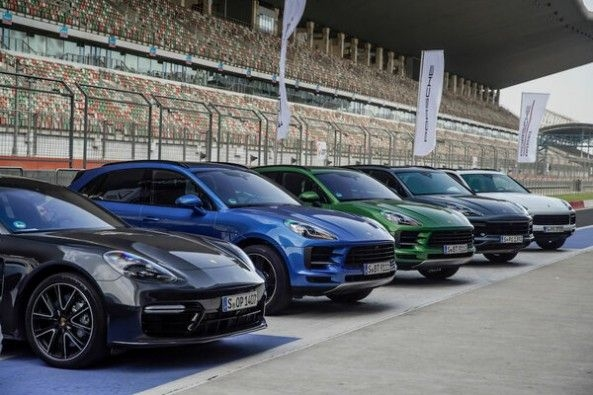 Porsche World Road Show Comes to India: Most Iconic Supercars on Display