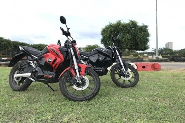 Revolt Motorcycles Enters Indian Market With RV400