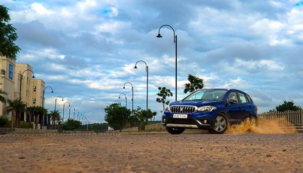 2020 Maruti S-Cross (Petrol) - First Drive Report