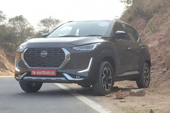 Nissan Magnite First Drive Review
