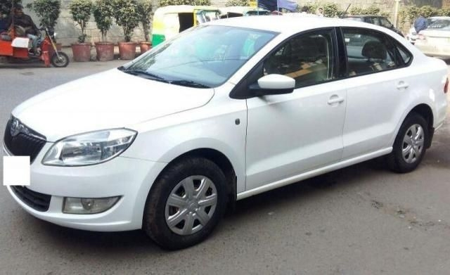 Skoda Rapid 1.6 MPI AT AMBITION PLUS 2014