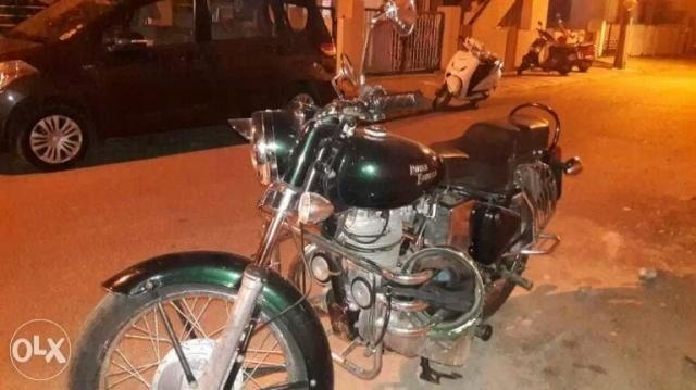 New Royal Enfield Bullet Price, Mileage, Specs, Pictures | Droom