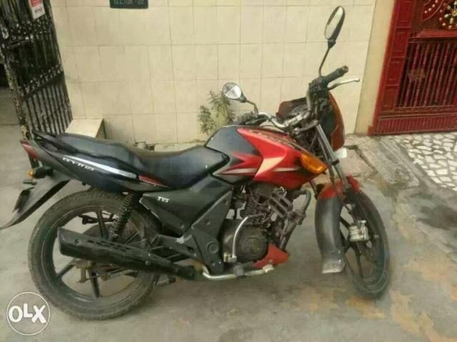 New TVS Flame Check Prices Mileage, Specs, Pictures | Droom Discovery