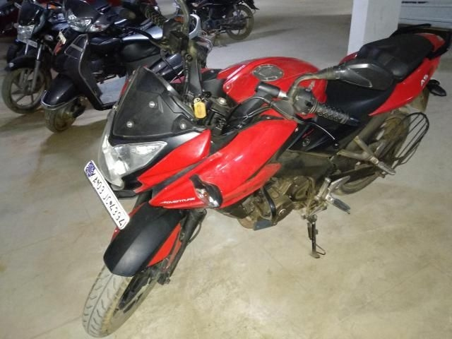 Bajaj Pulsar AS 200 200 cc 2015
