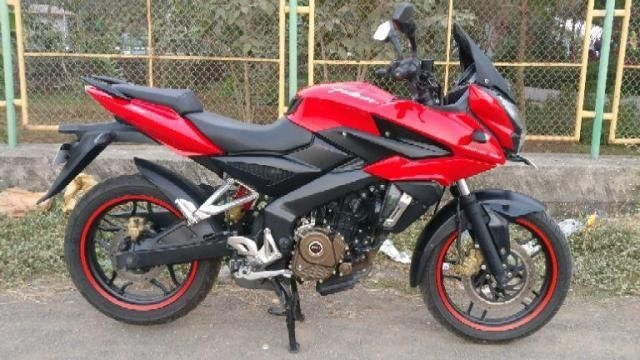 Bajaj Pulsar AS 200 200cc 2016