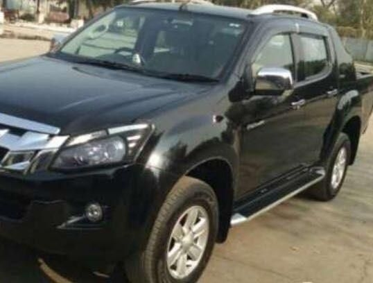 Isuzu MU7 Base BS III 2014