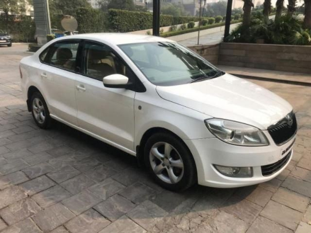 Skoda Rapid 1.5 TDI CR Elegance Plus 2015