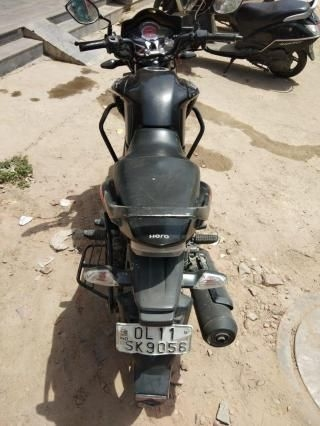 Hero Hunk Rear Disc 150cc 2016