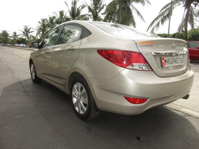 Hyundai Verna 1.6 VTVT SX AT 2012