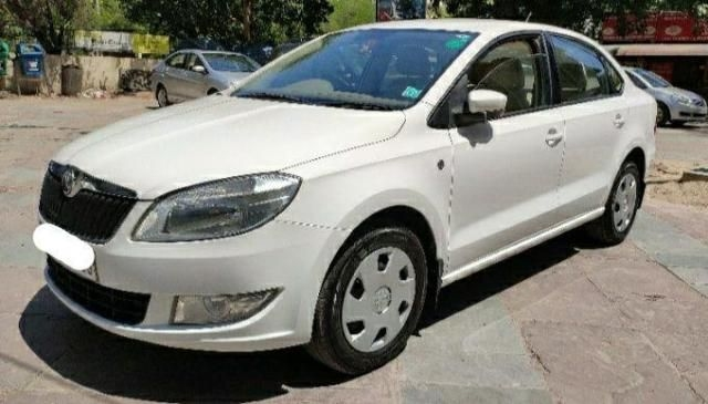 Skoda Rapid 1.5 TDI CR STYLE PLUS 2015