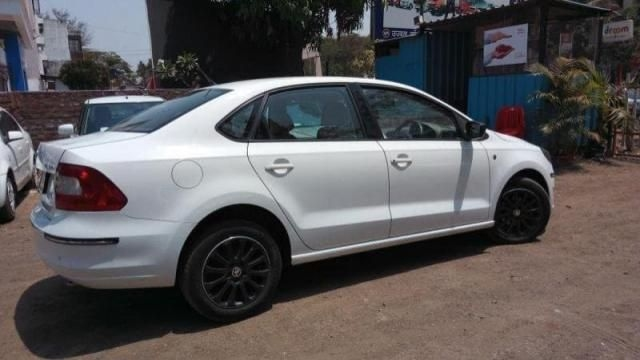 Skoda Rapid 1.5 TDI CR Style Plus AT 2017