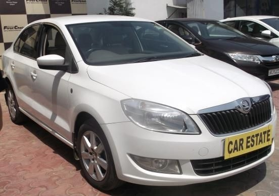 Skoda Rapid 1.5 TDI CR Ambition 2014