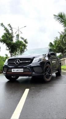 Mercedes-Benz GLE Coupe 43 AMG 2019