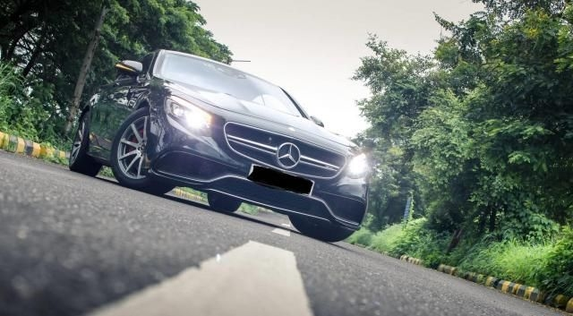 Mercedes-Benz S-Coupe S 63 AMG 2019