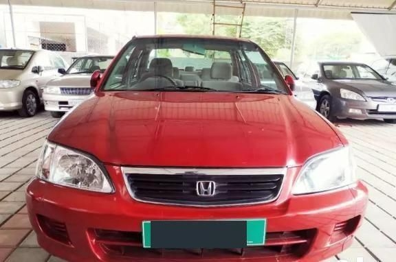 Honda City 1.5 S AT 2002