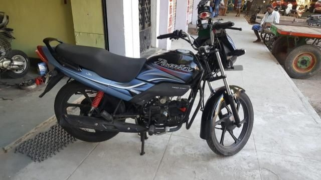 Hero Passion Pro i3S Spoke 100cc 2018