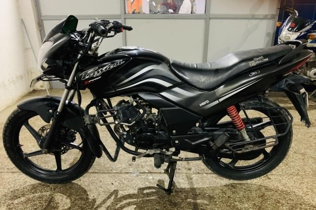 Hero Passion Xpro IBS 110cc DISC 2019