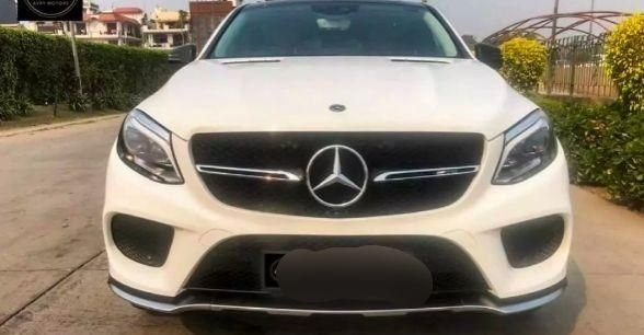 Mercedes-Benz GLE Coupe 450 AMG 2016