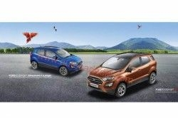 Ford will launch EcoSport Titanium S, Signature Edition soon