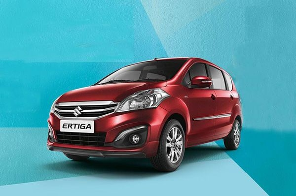 Maruti launches Limited Edition version of the Ertiga